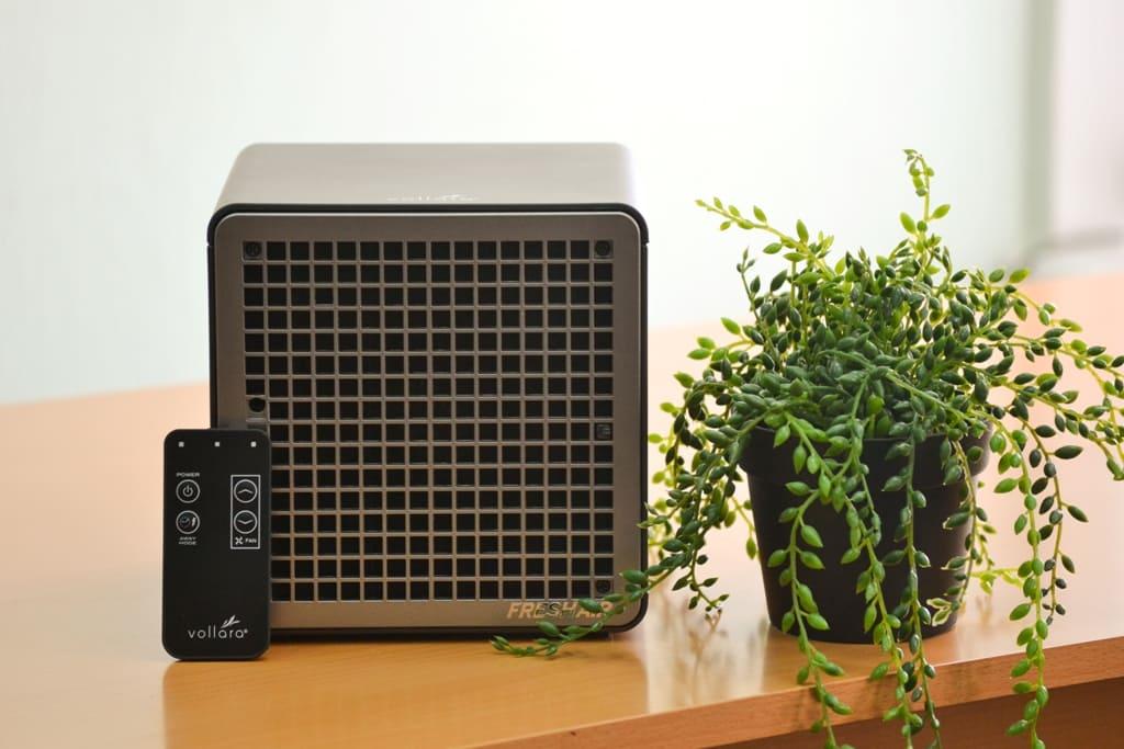 ремонт очистителей воздуха